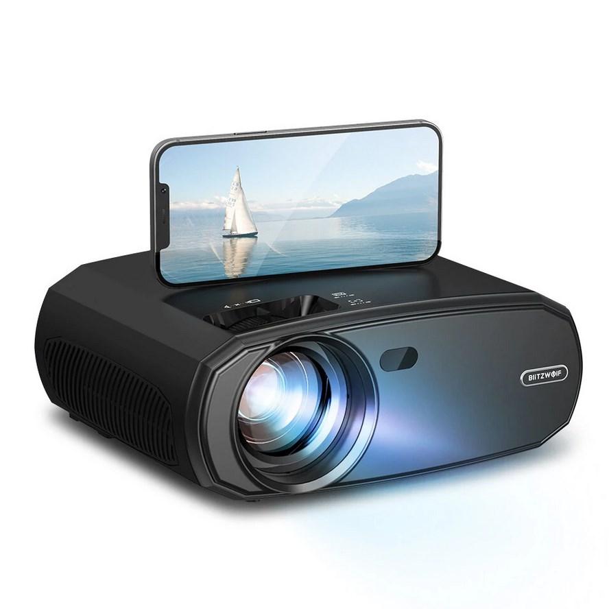 BlitzWolf®BW-VP13 Full HD projektor