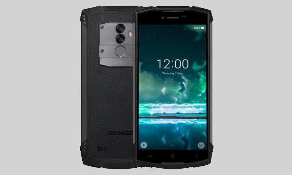 DOOGEE S55 mobiltelefon