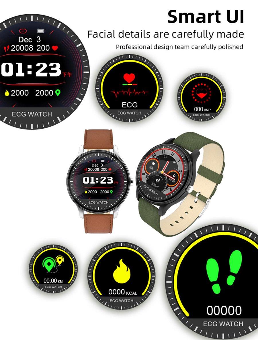 Bakeey S10 okosóra - pulzus, vérnyomás, véroxigénszint..