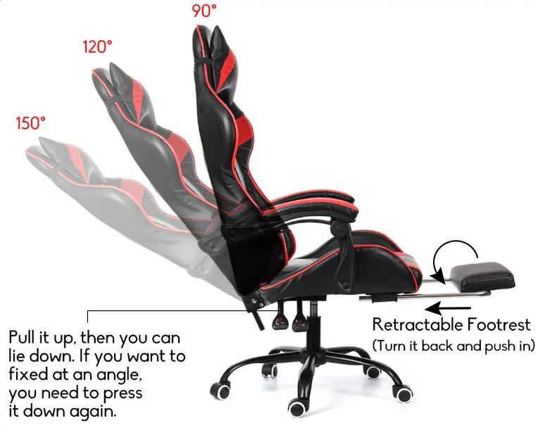 görgős szék számítógép