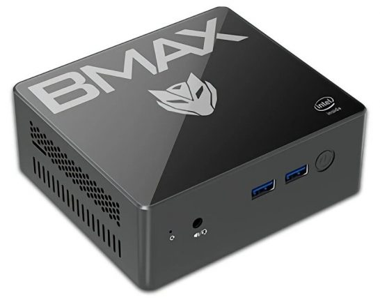 BMAX B2 Mini PC - 8 GB RAM