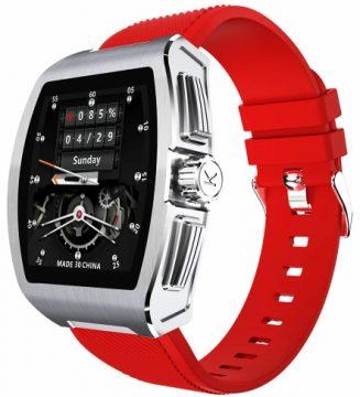 SERVO C1 – igazán egyedi okosóra olcsón, letölthető óralapokkal és lázmérővel