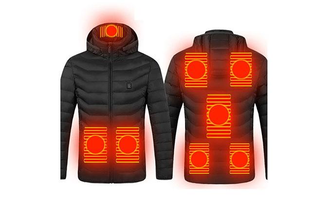 8 ponton fűthető dzseki, az igazán fagyosaknak – Tesztarena.hu